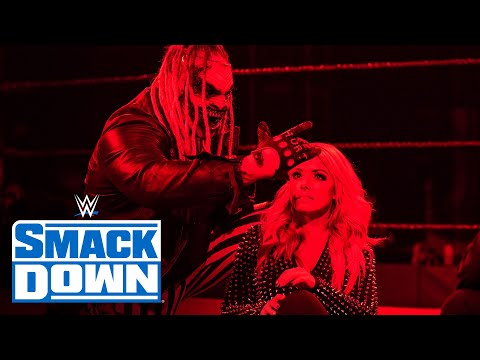 """""""The Fiend"""" Bray Wyatt uses Alexa Bliss to lure Braun Strowman back: SmackDown, August 7, 2020"""