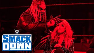 """The Fiend"" Bray Wyatt uses Alexa Bliss to lure Braun Strowman back: SmackDown, August 7, 2020"