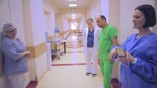 видео Инфекционная клиническая больница № 1