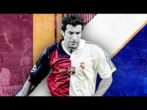 Most Controversial Football Transfer - Luis Figo