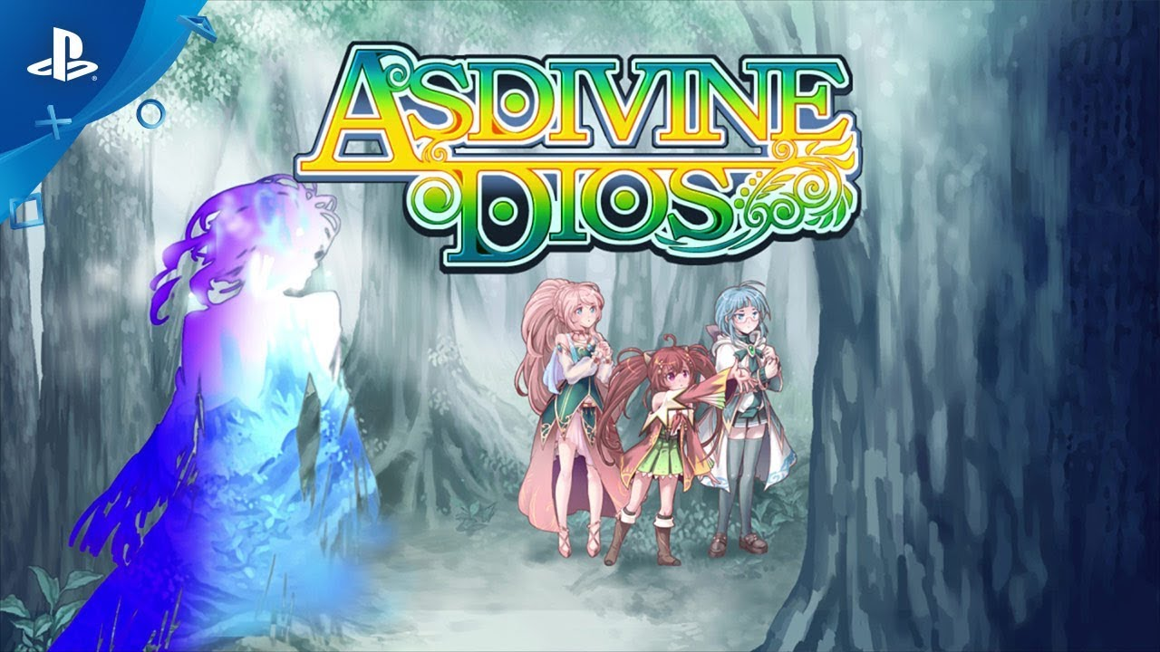 Asdivine Dios - Announce Trailer | PS4