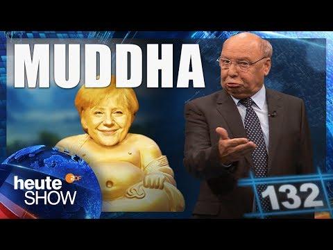 Gernot Hassknecht analysiert den müden Wahlkampf   heute-show vom 08.09.2017