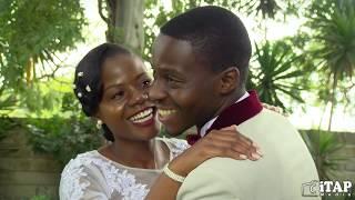 Kudzi & Brenda's Wedding Highlights