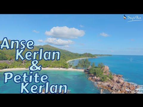 Anse Kerlan & Petite Anse Kerlan, Praslin - Beaches of the Seychelles