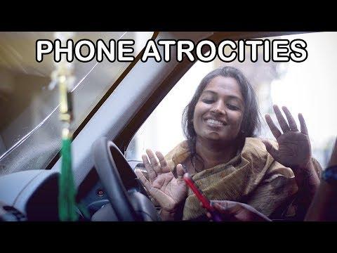 Phone Atrocities  inDEPENDENCE day  Pori Urundai