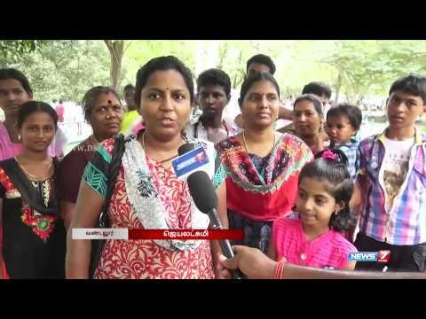 Summer vacation draws many to Vandaur Zoo | Tamil Nadu | News7 Tamil |