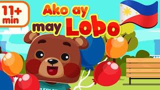 Ako ay May Lobo & More Filipino Nursery Rhymes | Awiting Pambata Songs