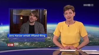 "Jens Harzer erhielt den ""Iffland-Ring"" am Burgtheater"