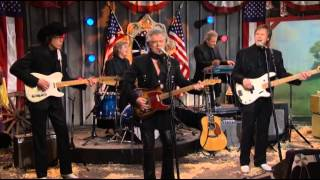Marty Stuart- Red Red Wine & Cheating Songs (Marty Stuart Show)