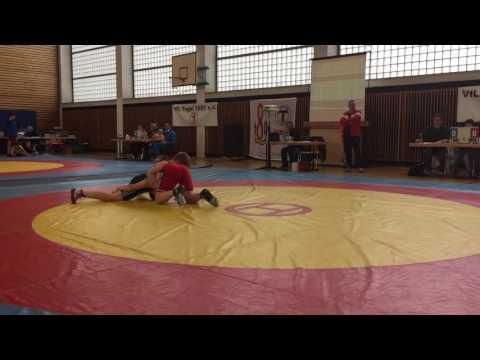 Internationaler Pfingstcup 2016 in Berlin - Olympic Wrestling Tournament in Europe