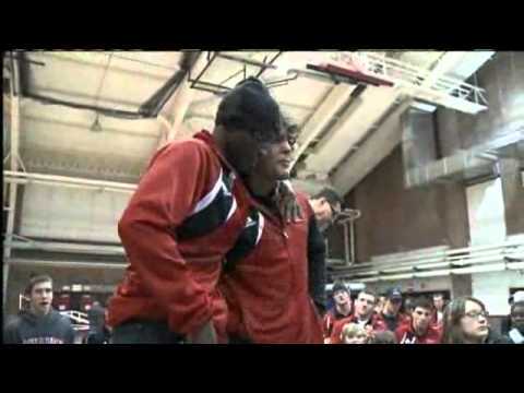 Athletes, Public Rally To Save UNO Football, Wrestling