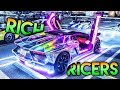 When RICERS Win the LOTTERY !! (Super EXPENSIVE SuperCars with EXTREME Modifications !