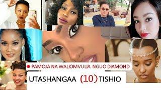 UTASHANGAA! Wanawake 10 Warembo East Africa, Na Waliomvulia Nguo  Diamond Humo Humo