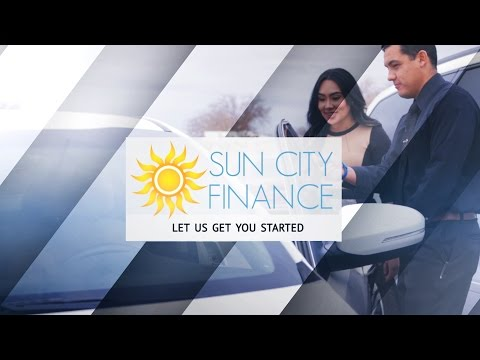 Are your looking to buy a vehicle? Sun City Finance White Iverson