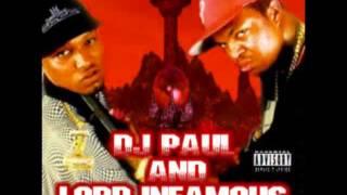 DJ Paul & Lord Infamous - Wanna Go To War Instrumental