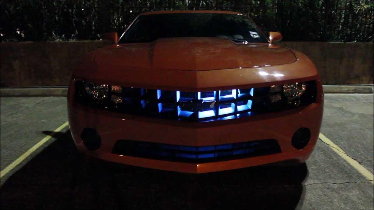Camaro Led Lights