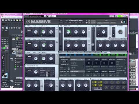 BIG AZZ BASS [Making of Sonic Dubstep pt 2]