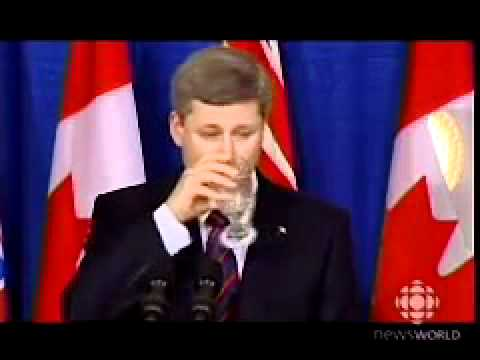 Stephen Harper Brings US Style Media Control to Canada