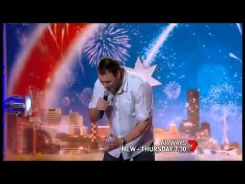 Australias Got Talent 2011 Ben Price Comedian Auditions
