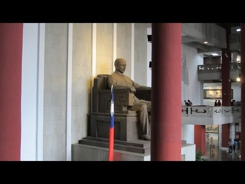 2014-05-03-國父紀念館 / National Dr. Sun Yat-sen Memorial Hall