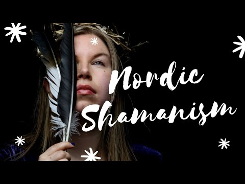 Shaman Drums and Nordic Shamanism