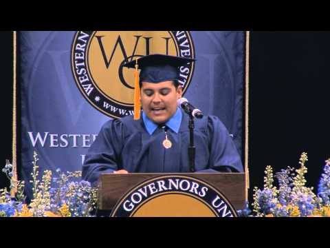 Alex Sandoval Jr. Earned His Special Education Teaching Degree Online at WGU