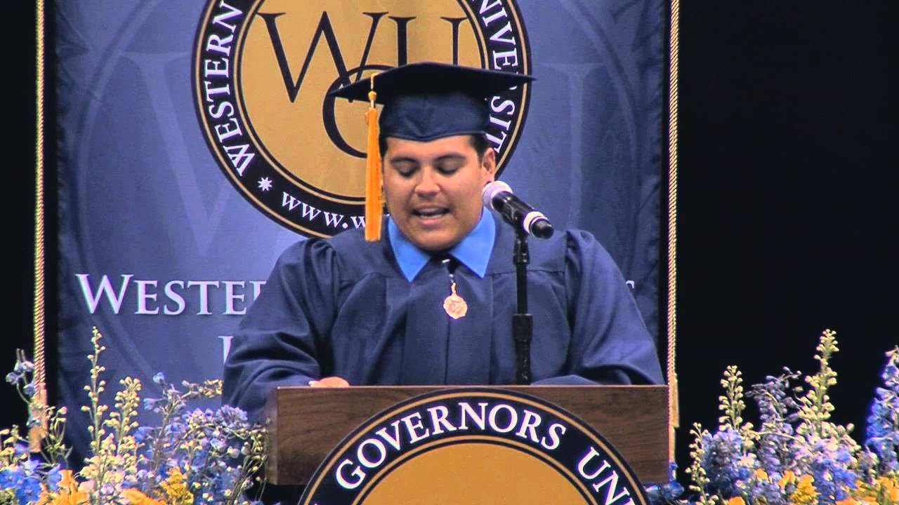 Alex Sandoval Jr  Earned His Special Education Teaching Degree Online at WGU