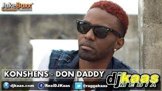 Konshens - Don Daddy (June 2014) Greatest Creation Riddim - Juke Boxx Productions | Dancehall