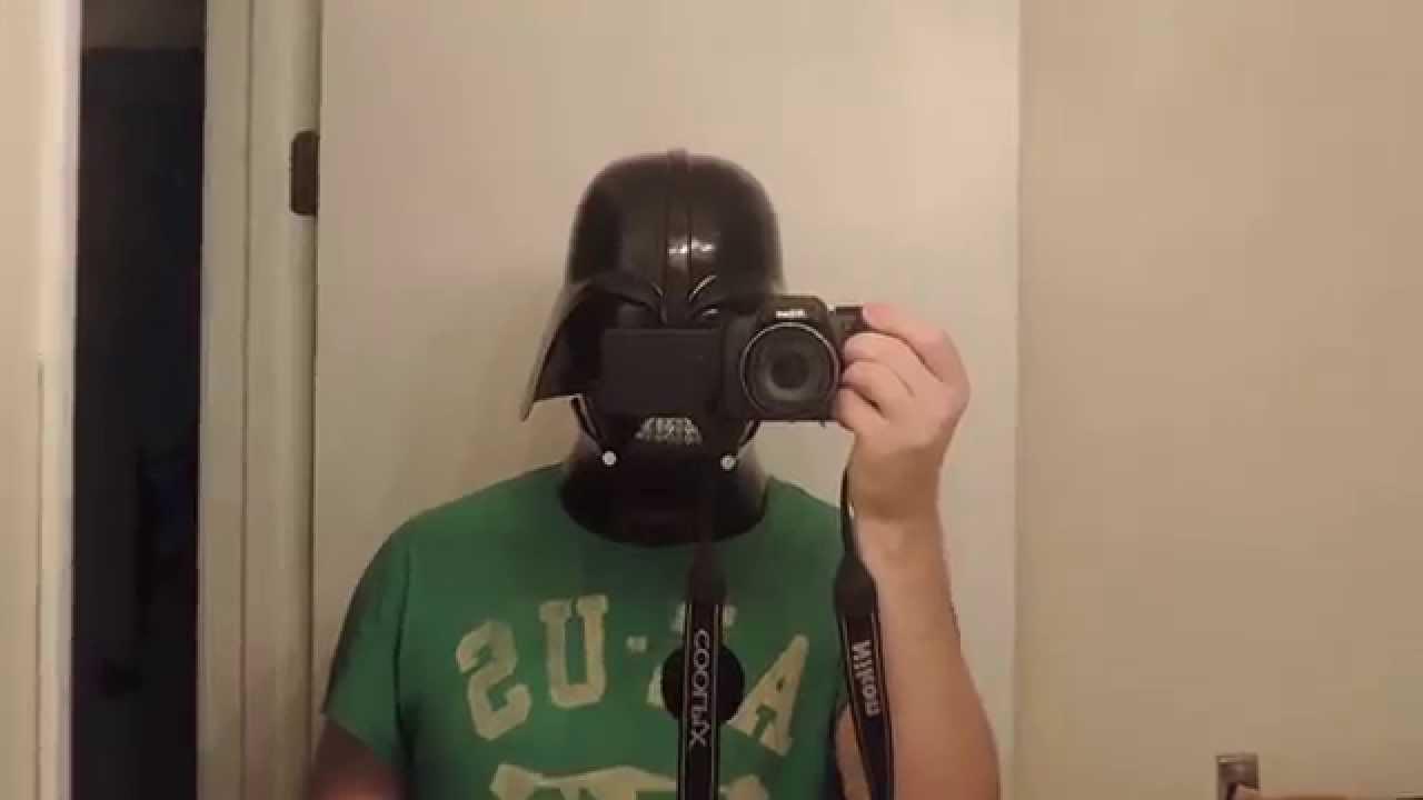 mask adult vader Darth