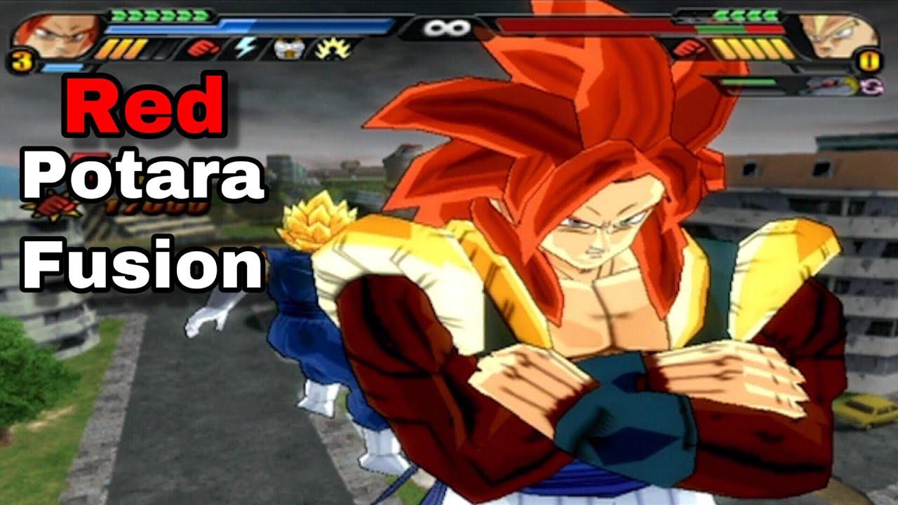 Download I Unlocked Password Characters For Red Potara! Budokai Tenkaichi 3