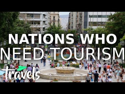 Top 10 Countries Dependent on Tourism | MojoTravels