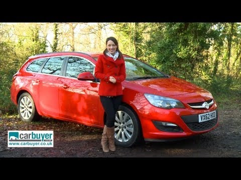 Vauxhall Astra estate review - CarBuyer