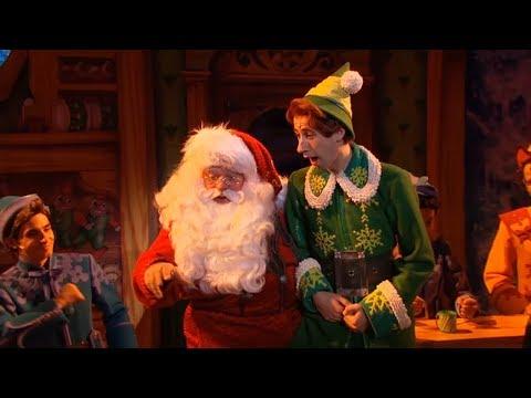 George Wendt stars as Santa Claus in 'Elf the Musical'
