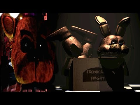 NEW SECRETS FOUND!! FredBear's Fright Gameplay Night 3