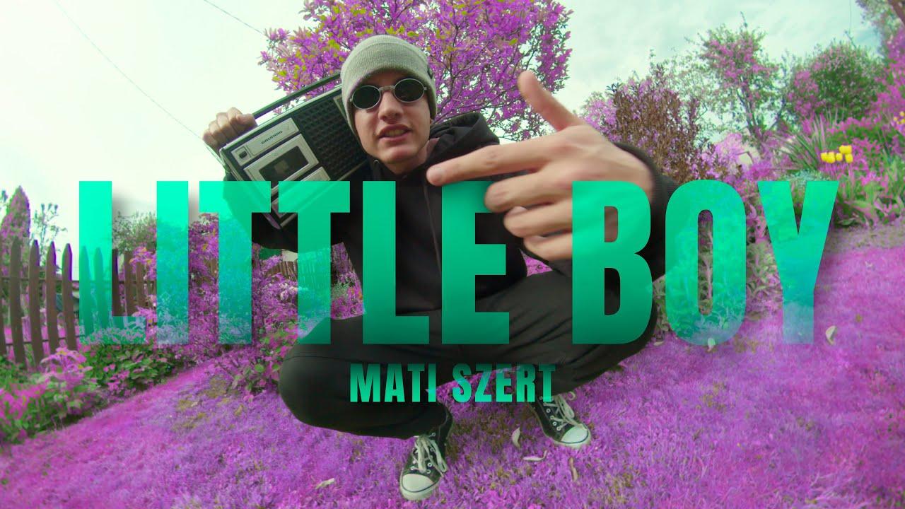 Mati Szert - Little Boy | prod. TRK | LITTLE BOY