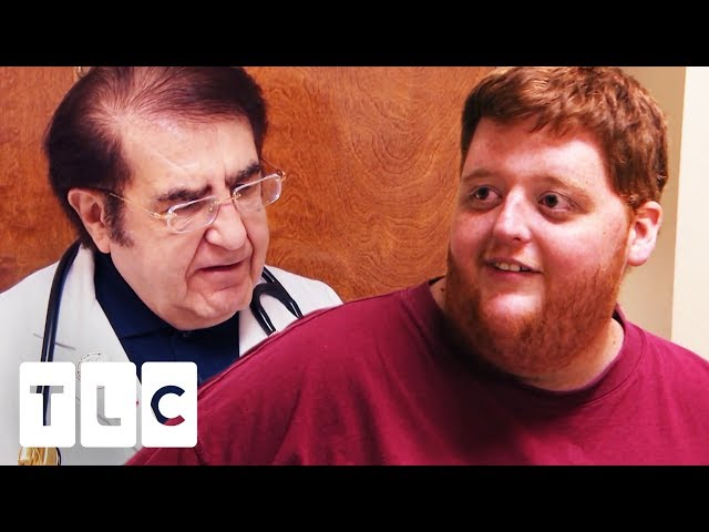 Justin\'s Weight Loss Astounds Dr Now! | My 600lb Life