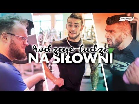 Rodzaje ludzi na siłowni - SFD Comedy