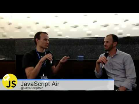 JavaScript Air Episode 028: On site at KCDC
