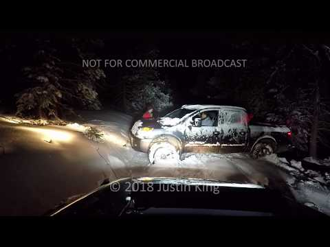 Colorado 4x4 Rescue and Recovery - Old Ballard Road - Nissan Titan Recovery
