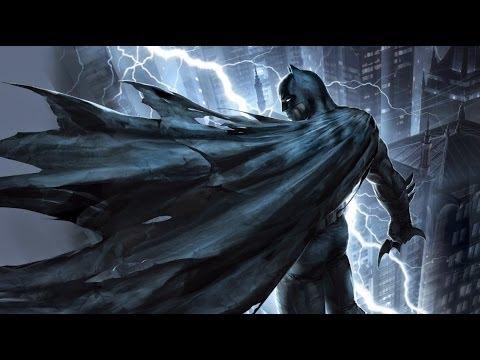 DC Super Heroes Mini Animation Execution of Batman