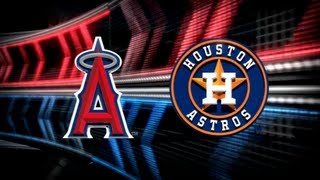 MLB 13 The Show - Gameplay - Astros vs Angels