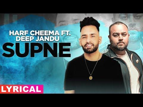 supne-(lyrical)-|-harf-cheema-ft-deep-jandu-|-latest-punjabi-song-2019-|-speed-records