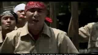 Anarchy - Fate  (w/ English subtitle) MVA09 WINNER JAPAN RAP HIPHOP UNDERGROUND HARDCORE