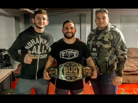 CHAD MENDES SUBMITS WORLD CHAMPION BLACKBELT JEFF GLOVER!!| SUG3