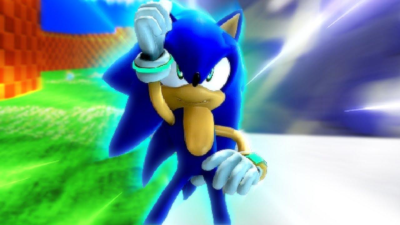 GreenFlower Zone in Sonic 2006! (Update)