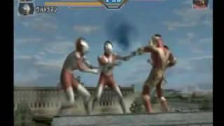 ウルトラマンFE3 実況プレイ タッグモード編2 thumbnail