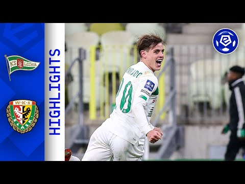 Lechia Slask Wroclaw Goals And Highlights