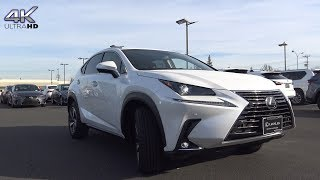 2018 Lexus NX300 2.0 L Turbocharged 4-Cylinder Review