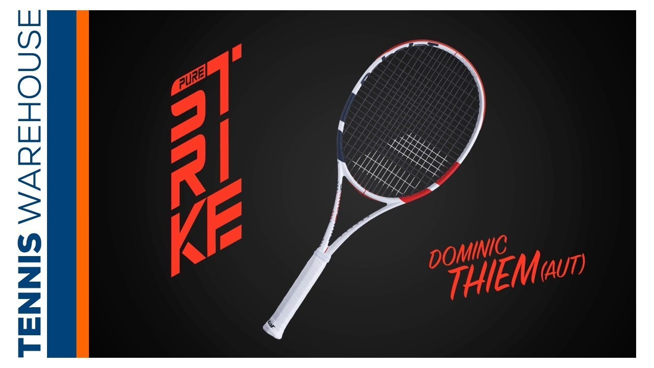 Dominic Thiem talks about Babolat Tennis & the New Pure Strike!