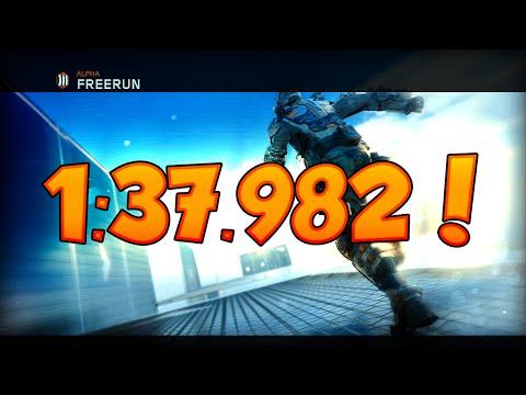 BO3 Freerun Alpha WR 1:37.982 (2/3/16) 1st Place!!!